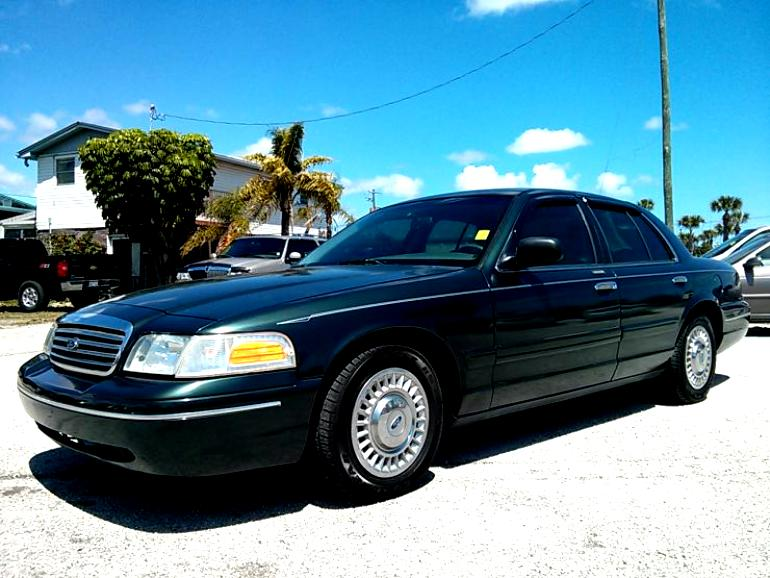 Ford Crown Victoria 1998 #45