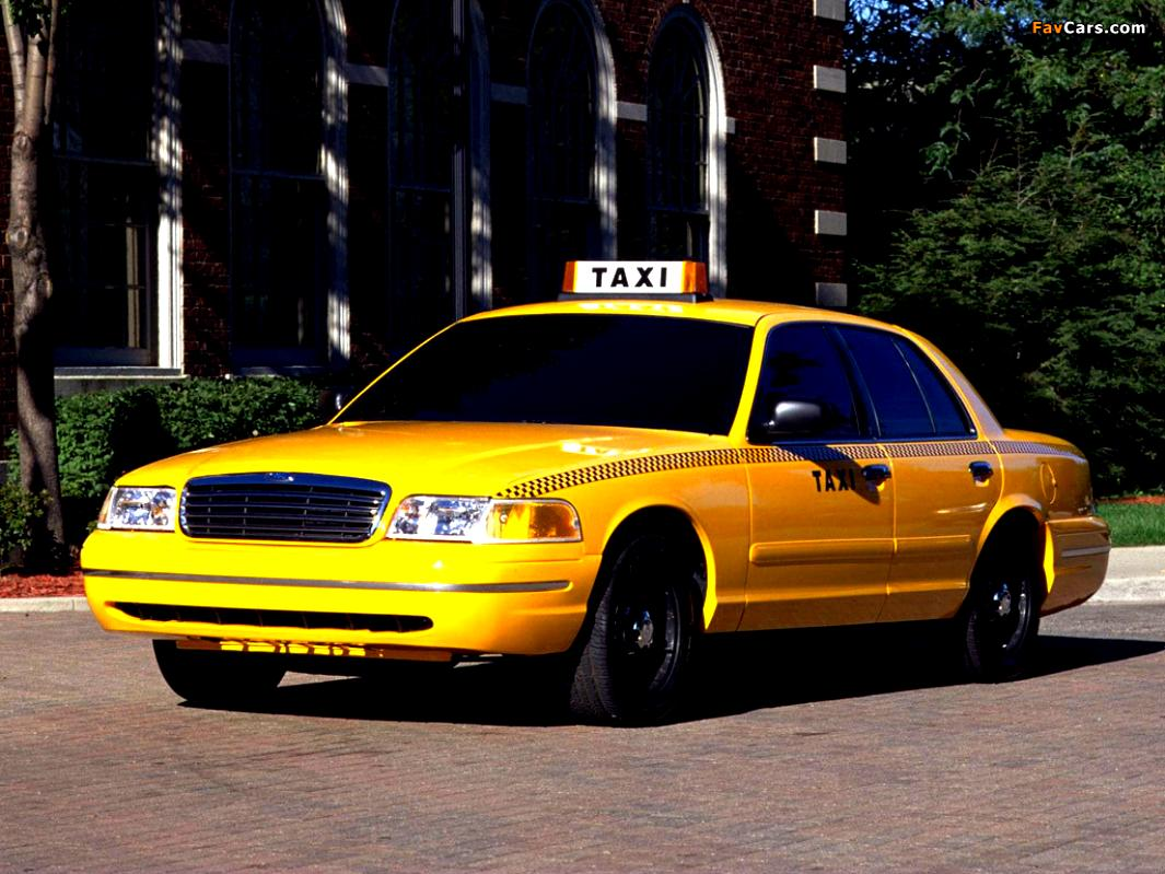 Ford Crown Victoria 1998 #48