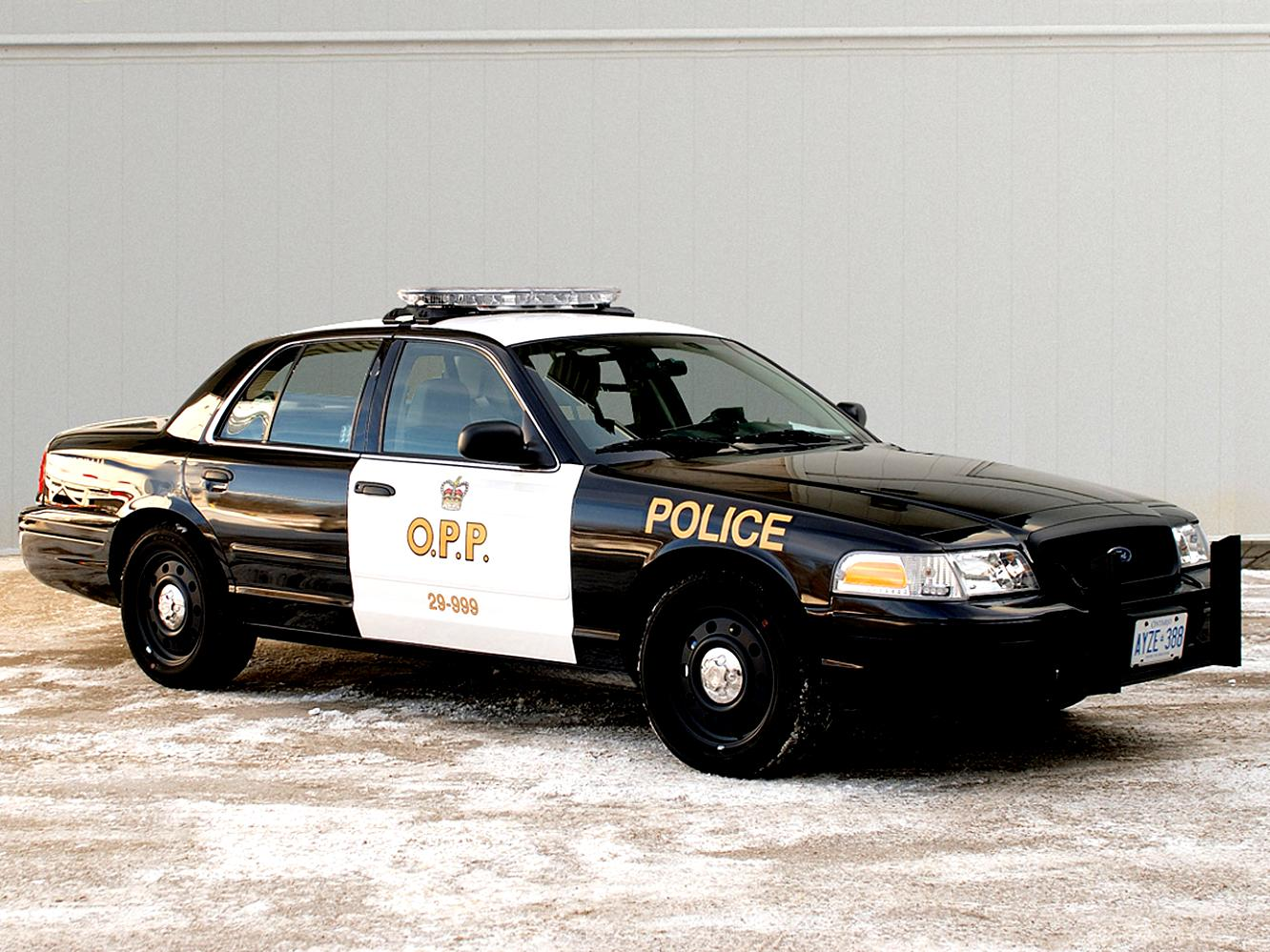 Ford Crown Victoria 1998 #53