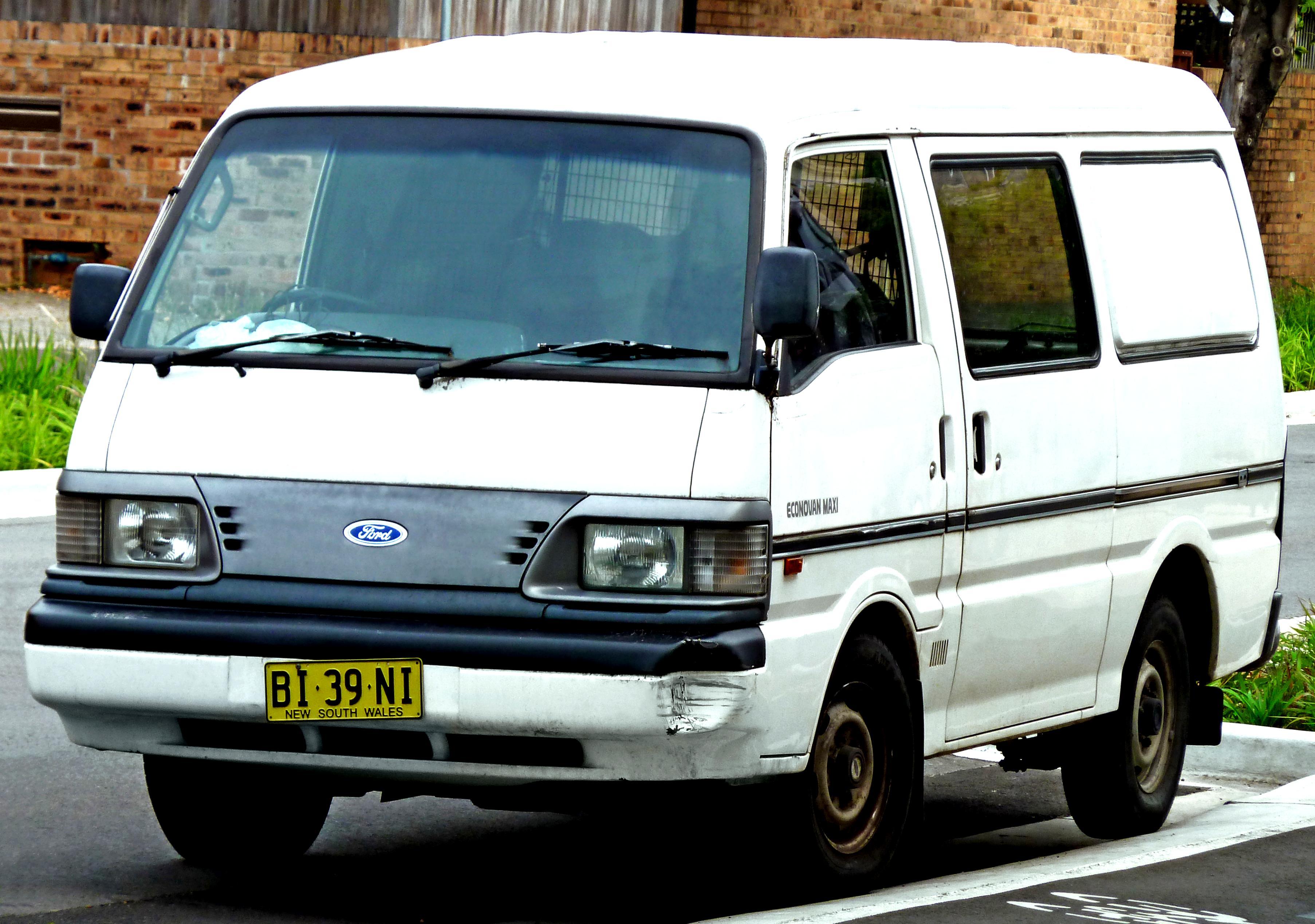 Ford Econovan 1999