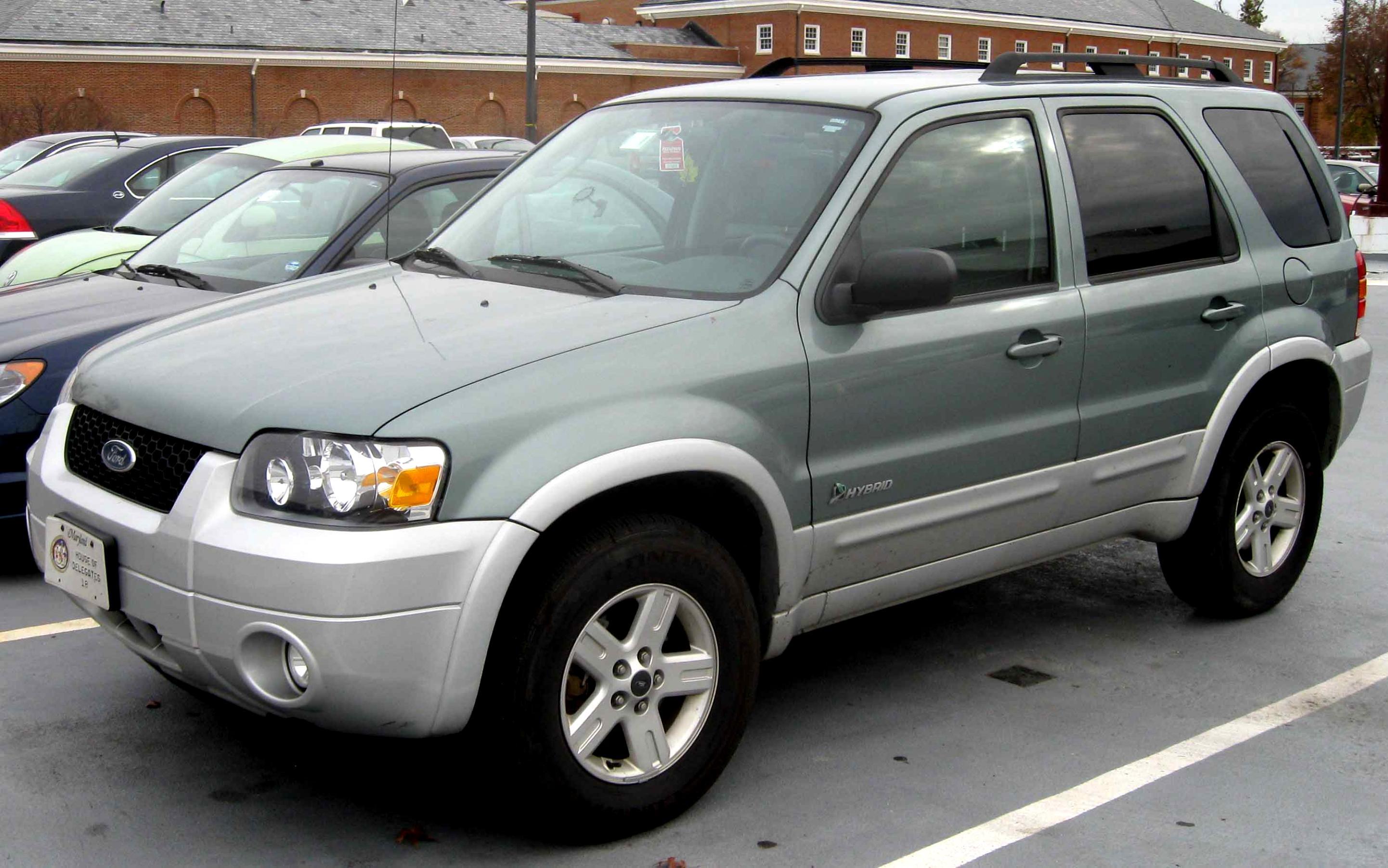 Ford escape 2000 6