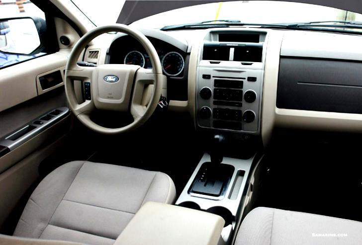 Ford Escape 2008 #2