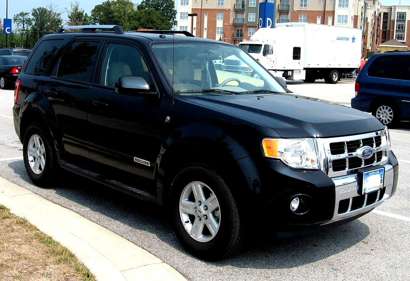 Ford Escape 2008 #6