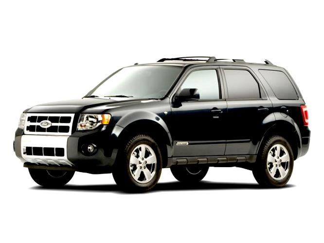 Ford Escape 2008 #8