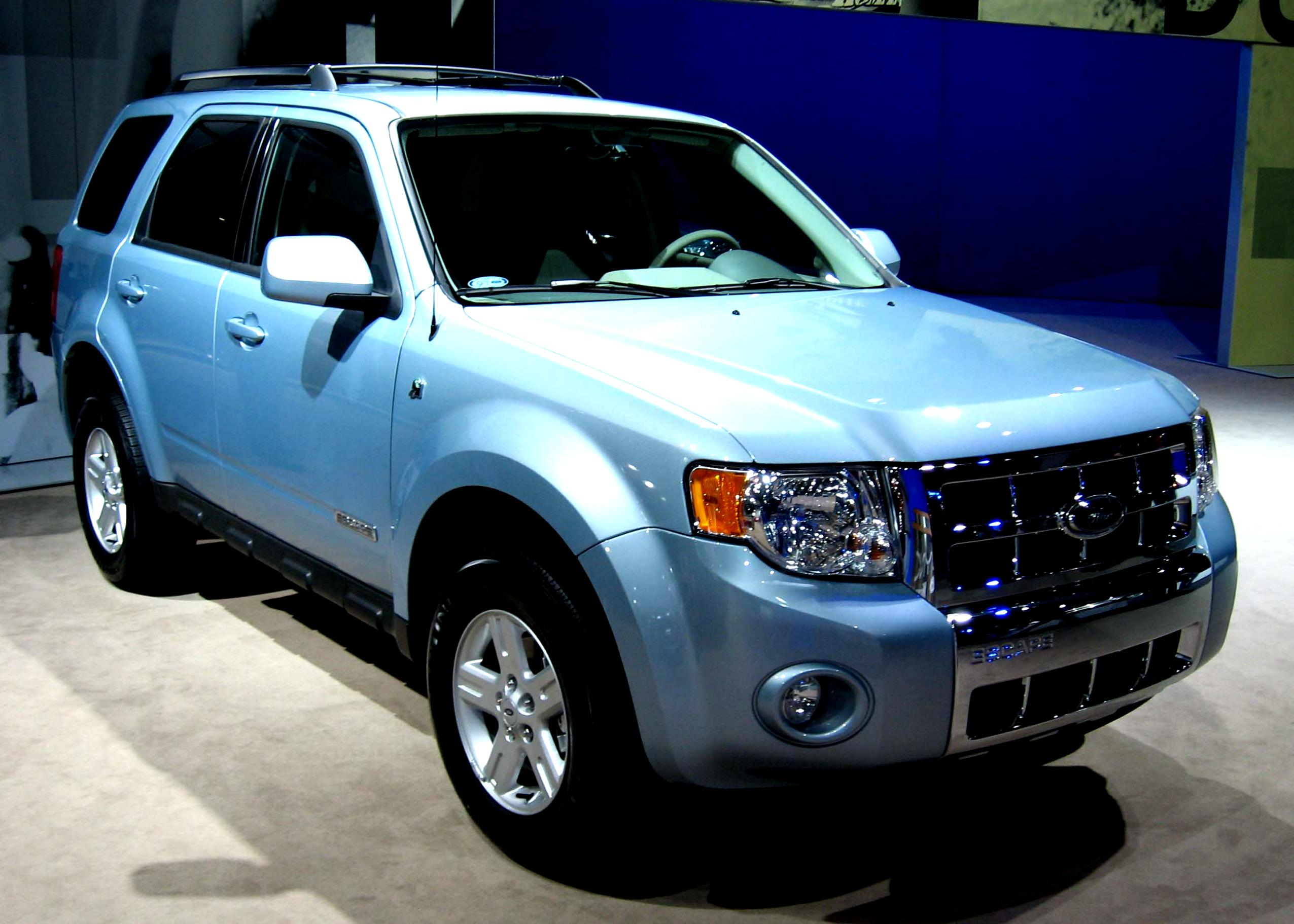 Ford Escape 2008 #11