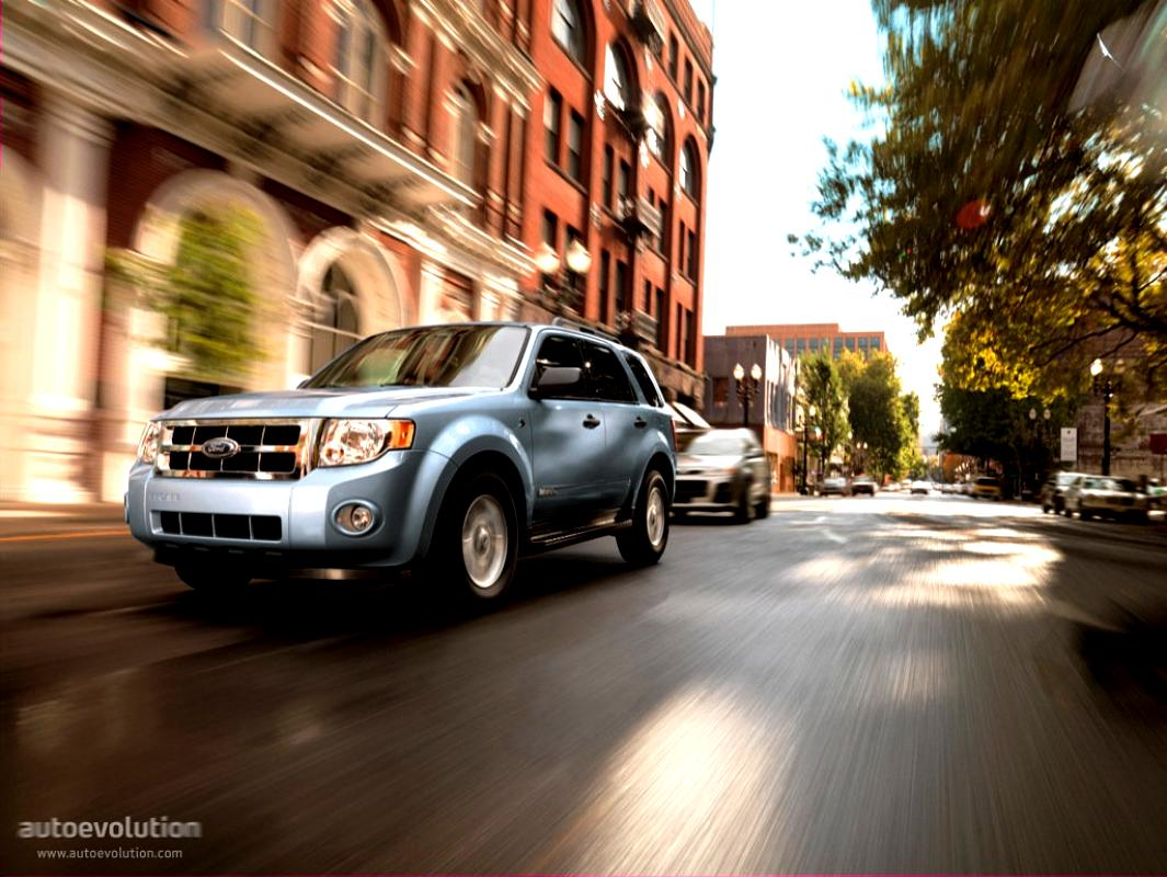 Ford Escape 2008 #14