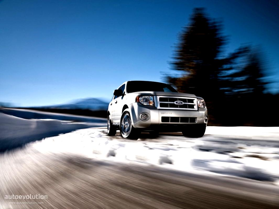 Ford Escape 2008 #15