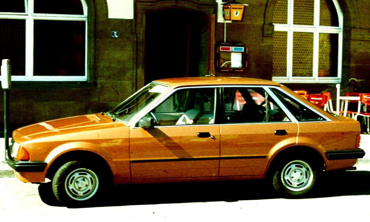 Ford Escort 3 Doors 1980 #2