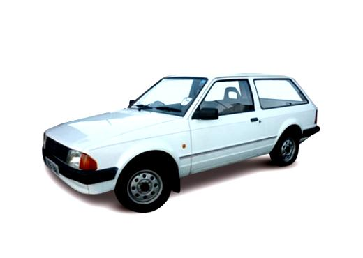 Ford Escort 3 Doors 1980 #3
