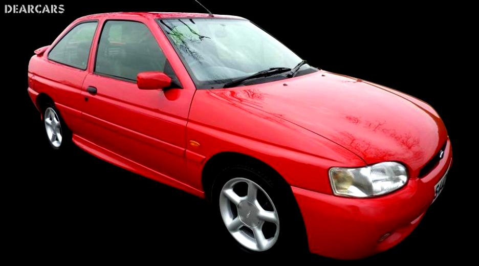 Ford Escort 3 Doors 1995 #1