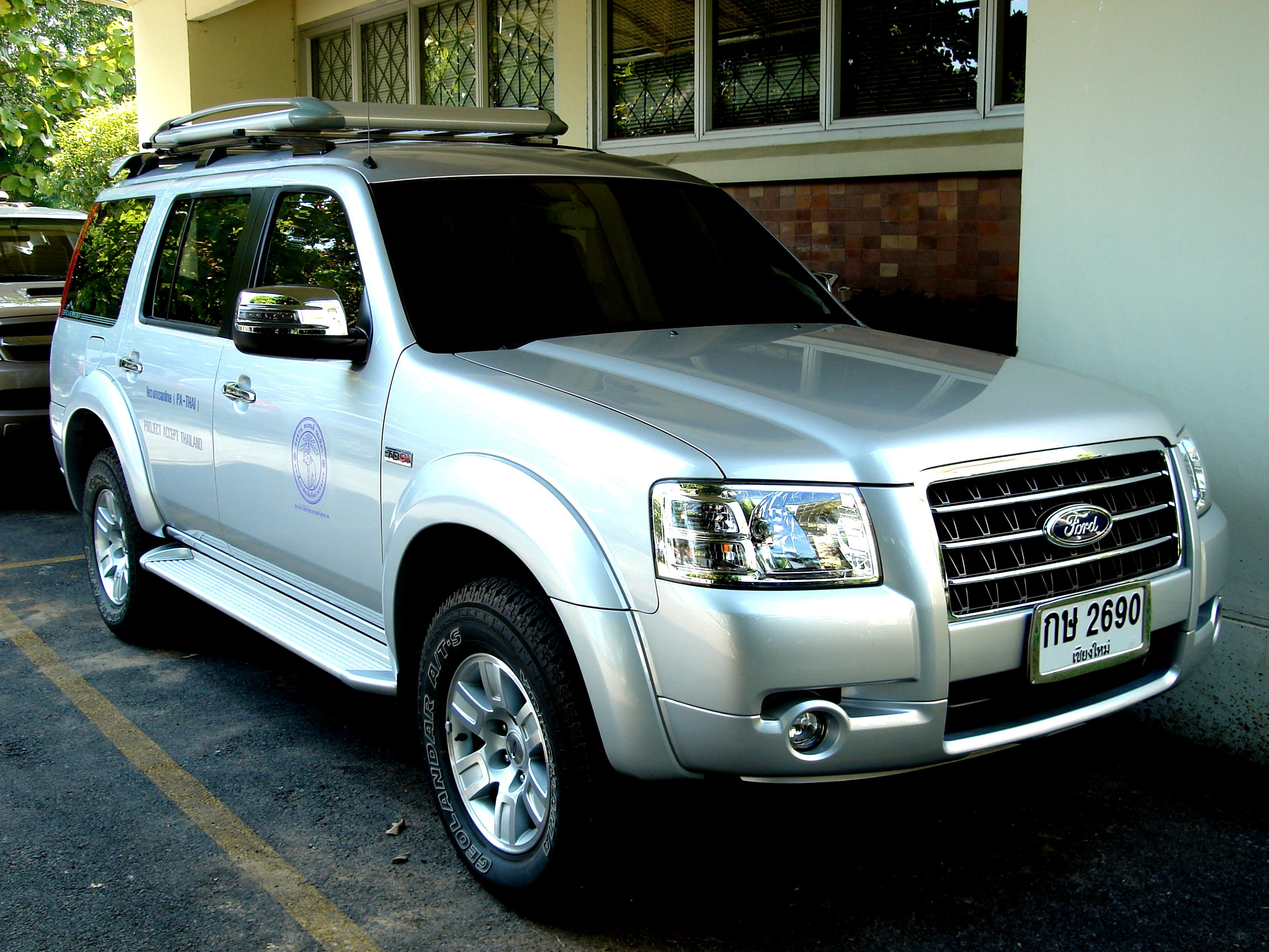 ford everest 2003 4