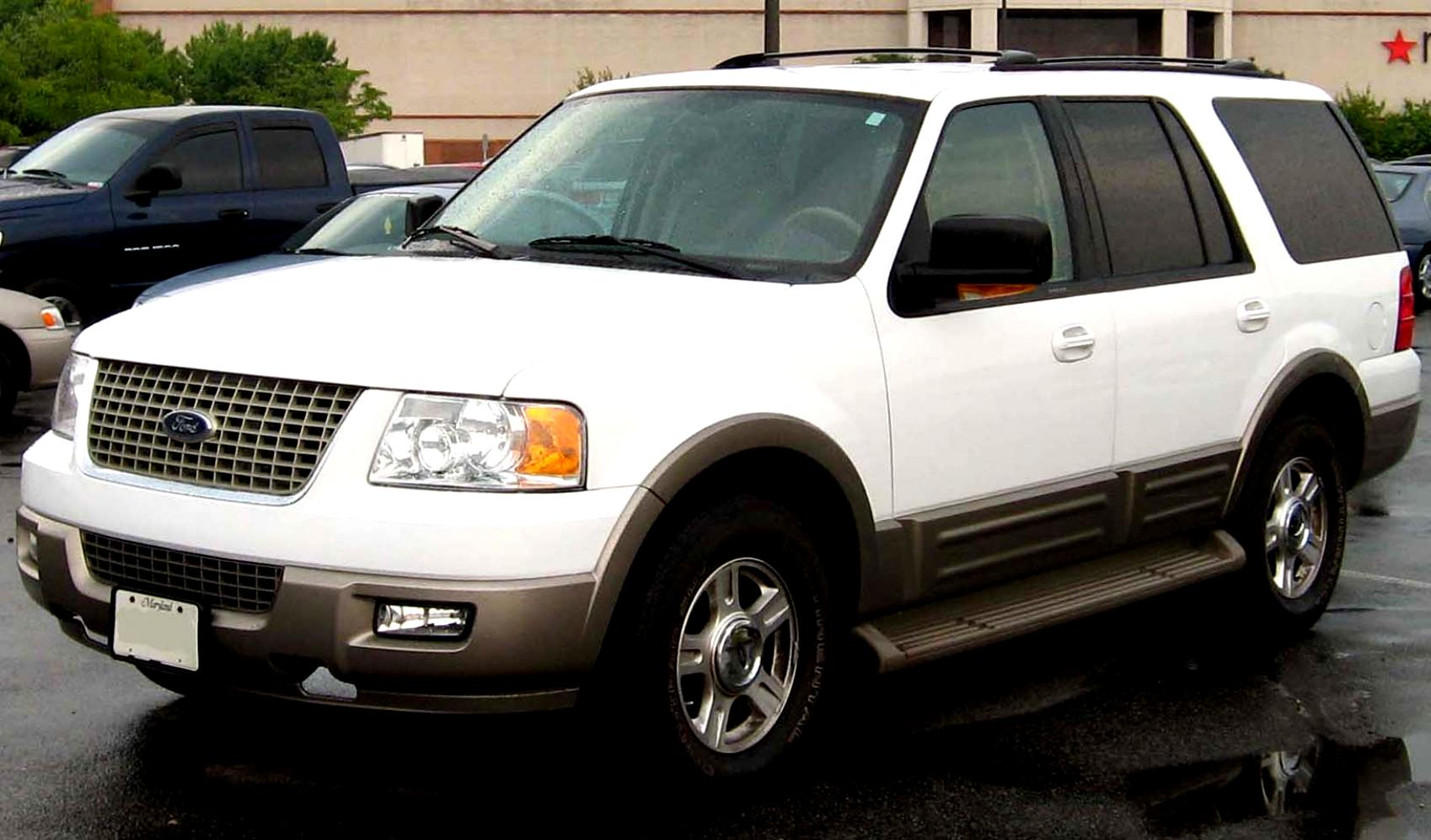 Ford Expedition 2002 #1
