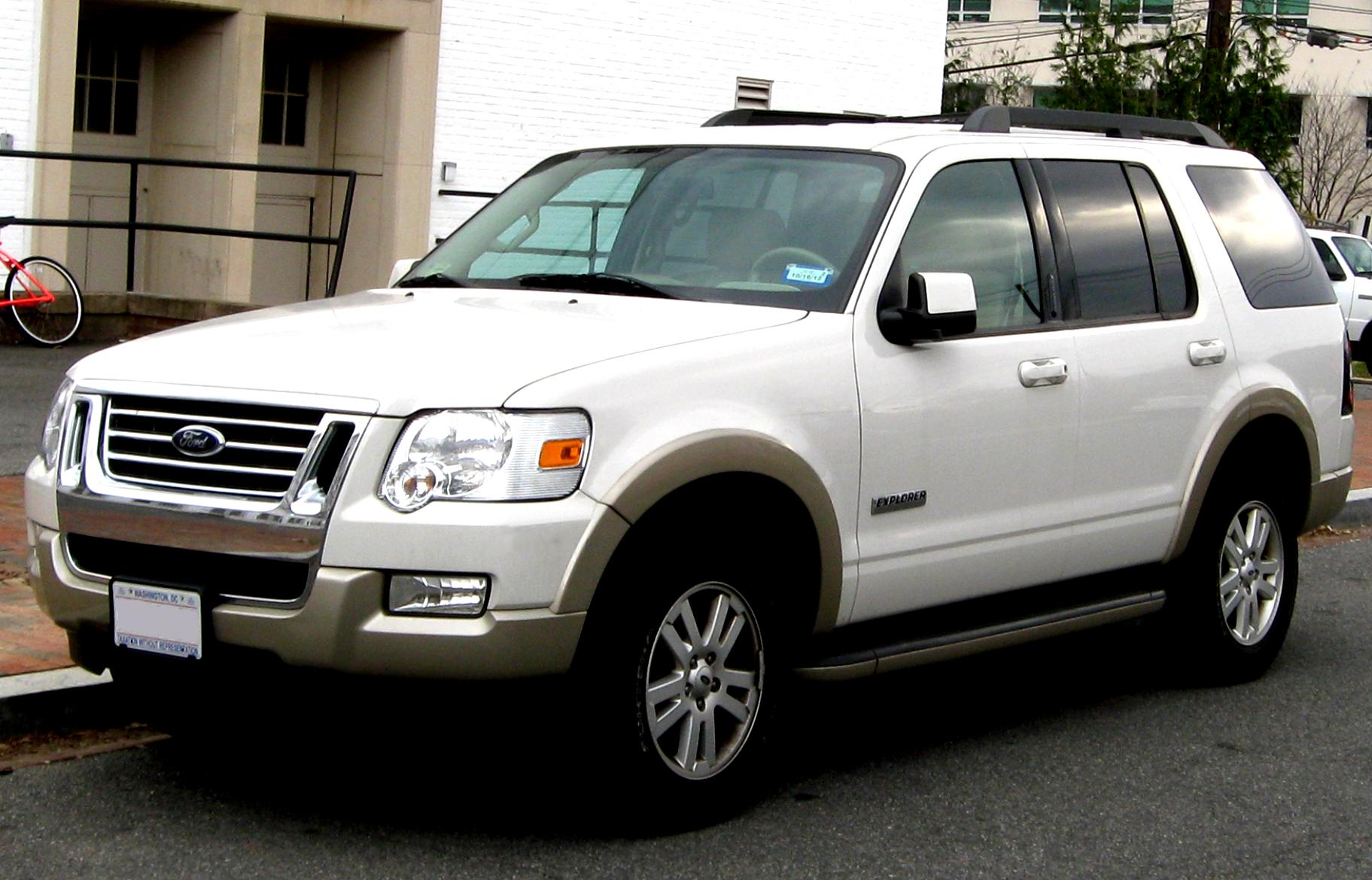 Ford Expedition 2002 #3
