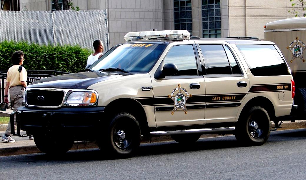 Ford Expedition 2002 #6