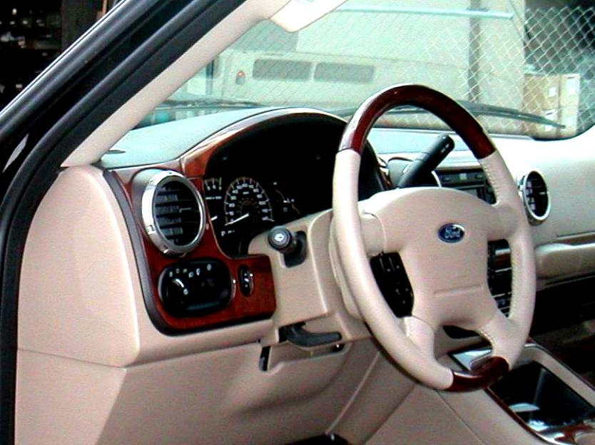 Ford Expedition 2002 #7