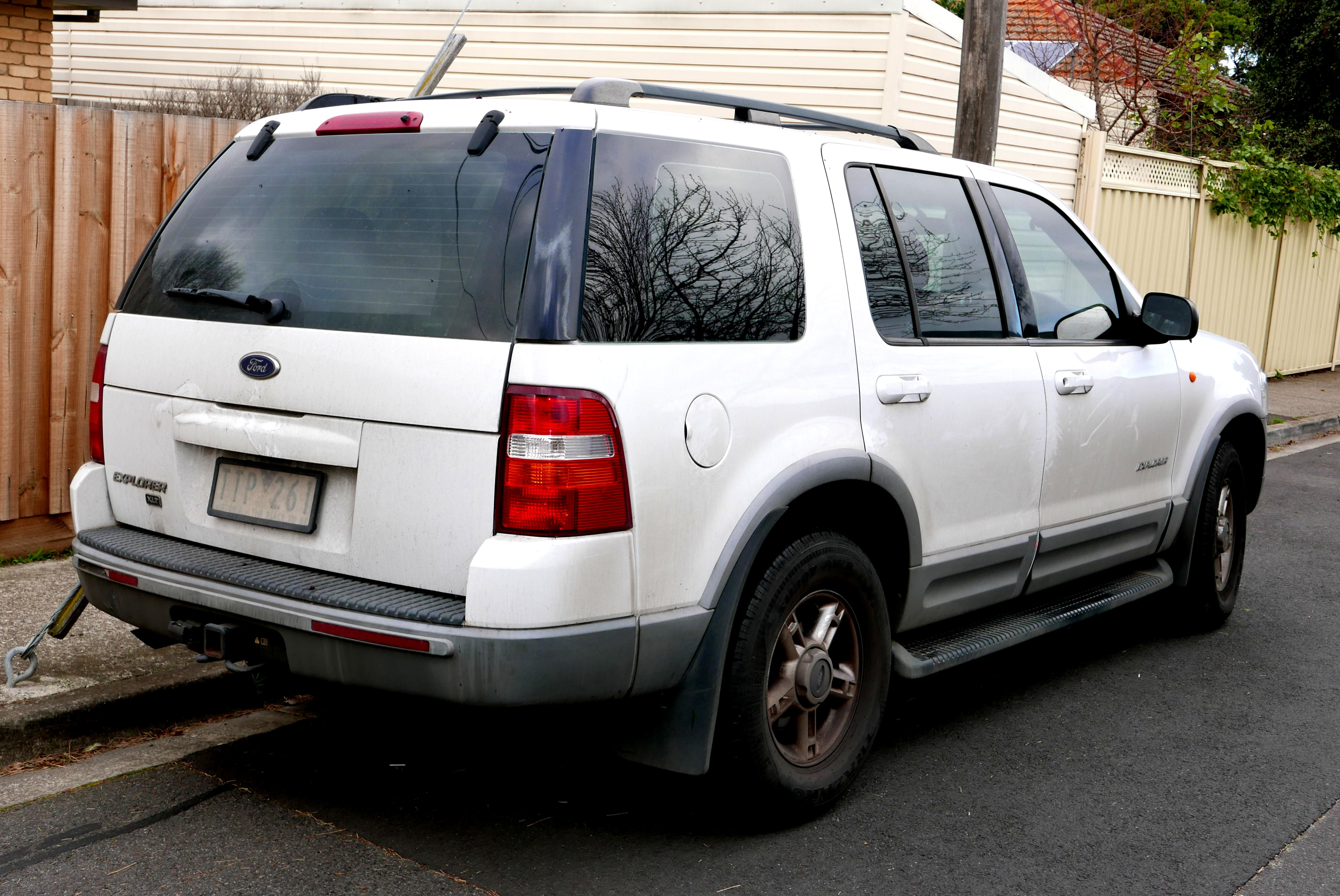Ford Expedition 2002 #15