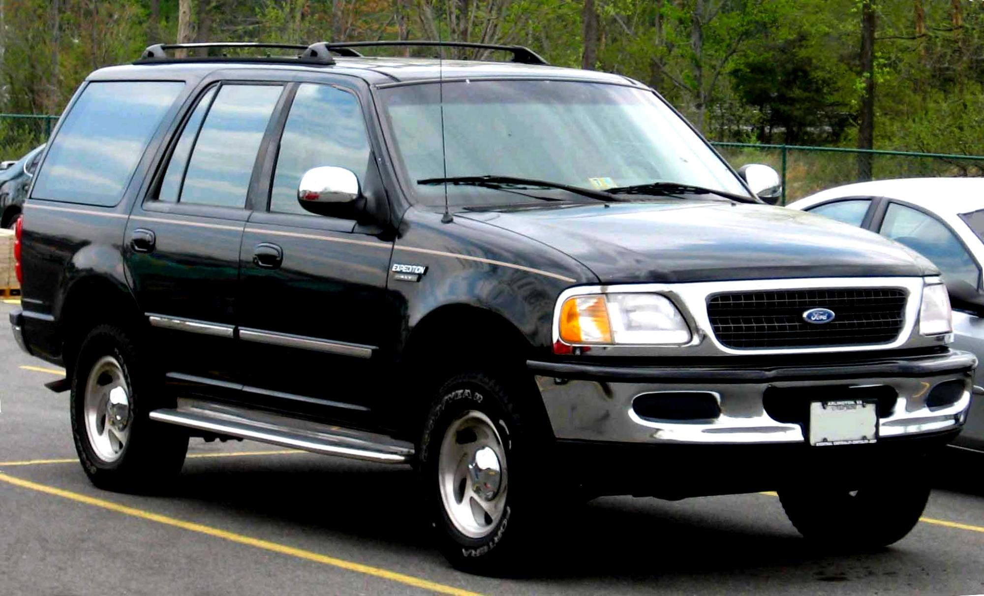 Ford Expedition 2002 #18