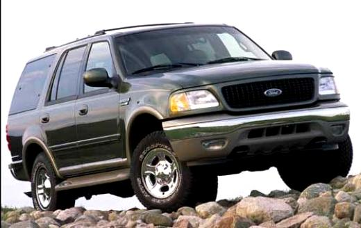 Ford Expedition 2002 #27