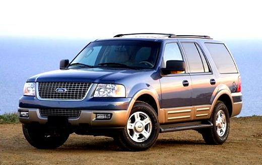 Ford Expedition 2002 #32