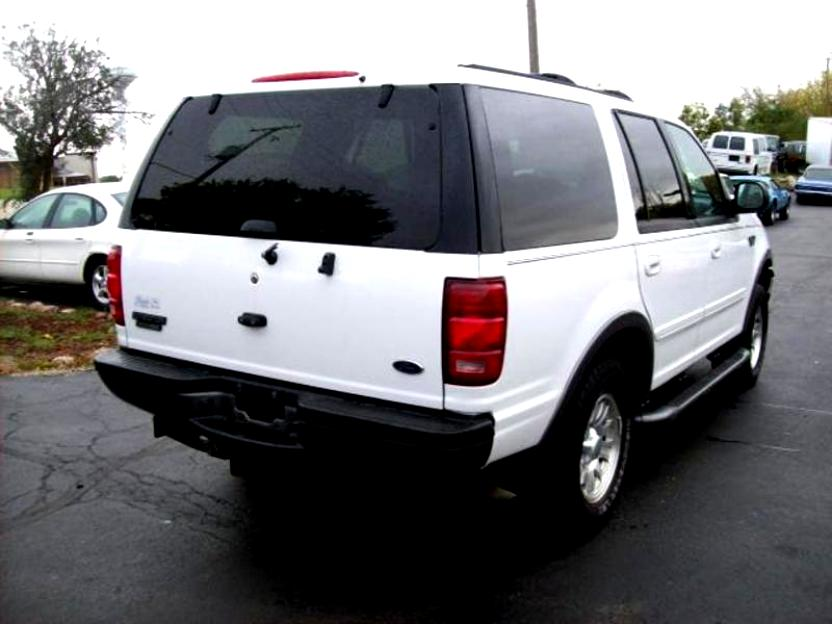 Ford Expedition 2002 #36