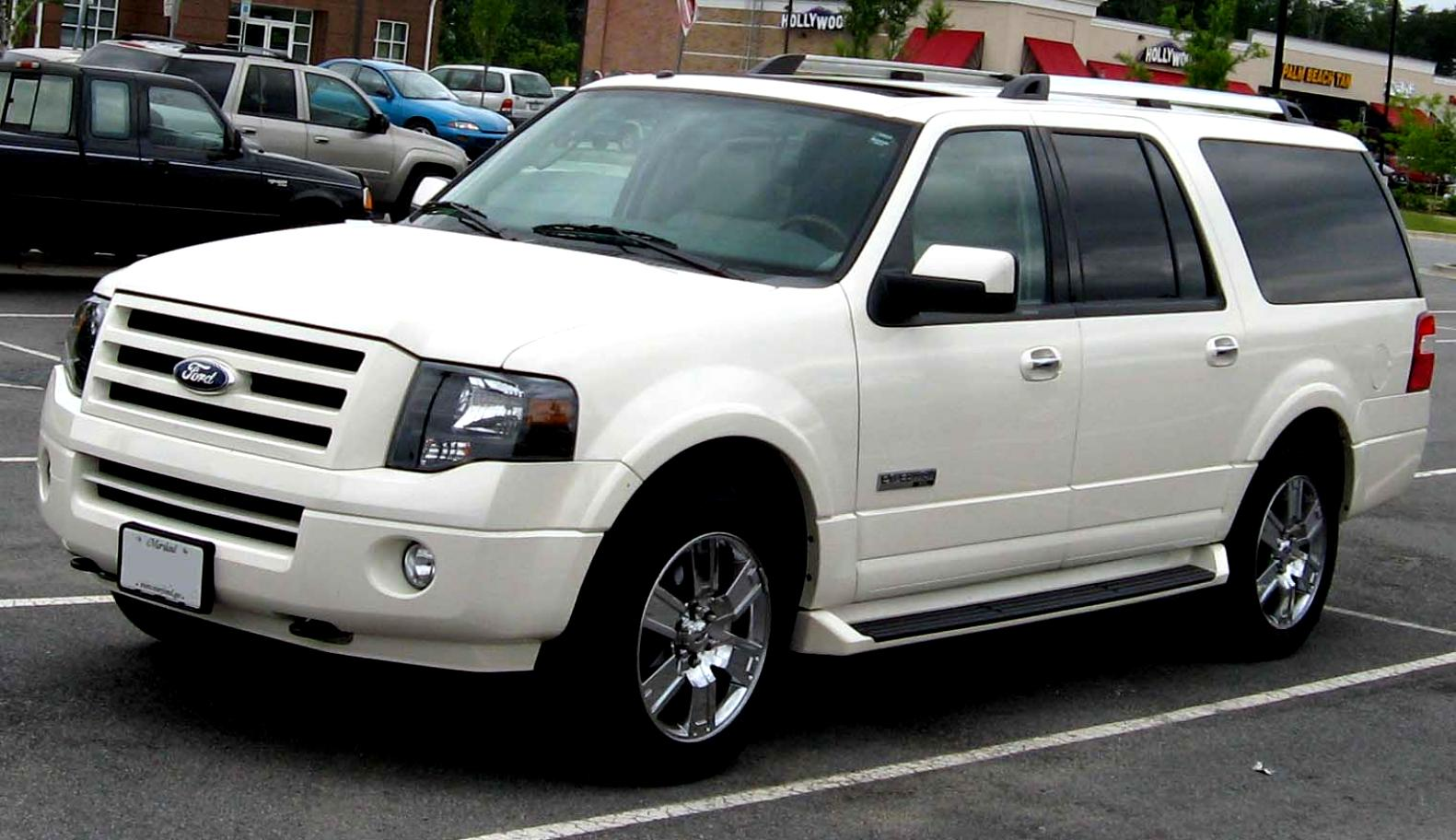 Ford Expedition 2002 #38