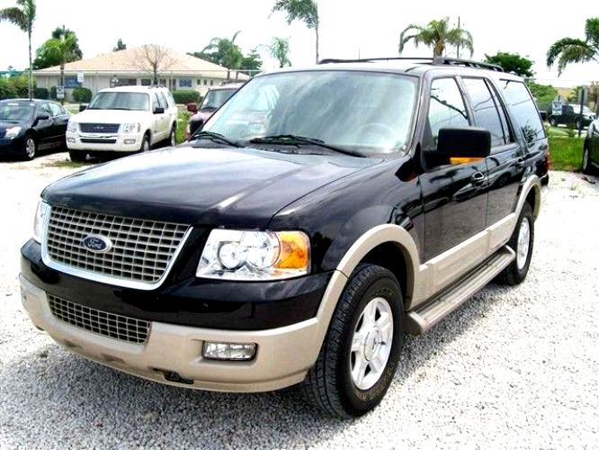 Ford Expedition 2002 #45