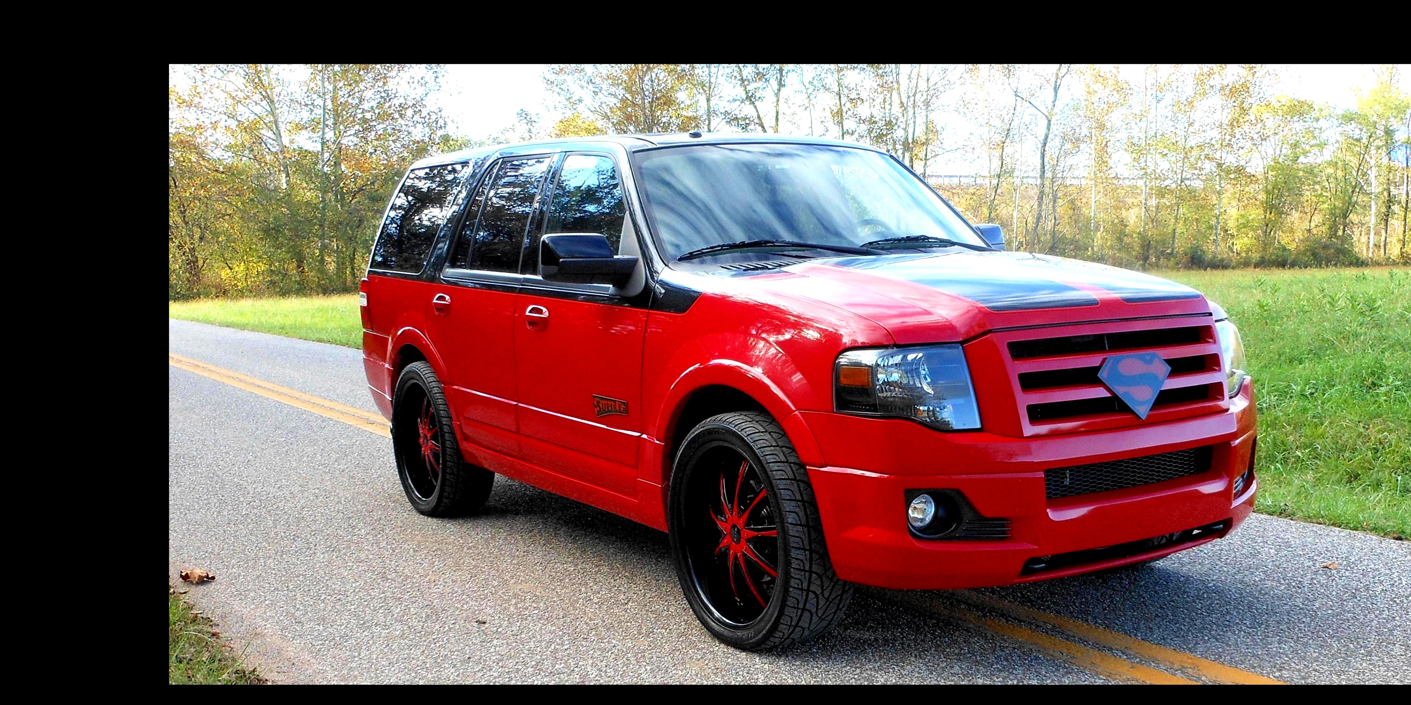 Ford Expedition 2002 #48