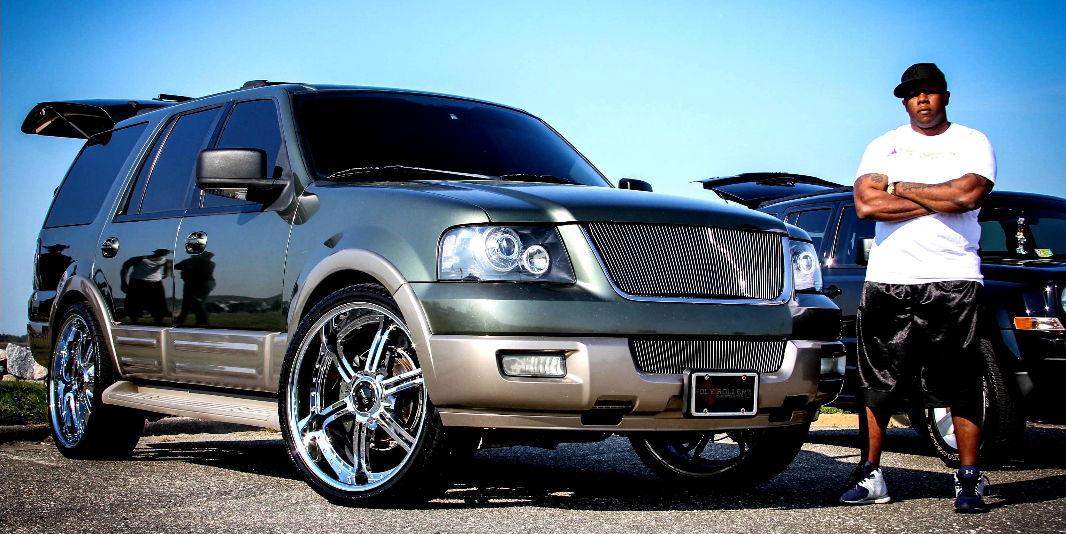 Ford Expedition 2002 #52
