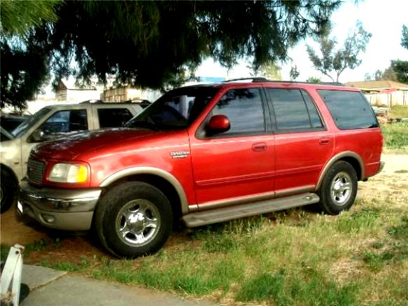 Ford Expedition 2002 #53