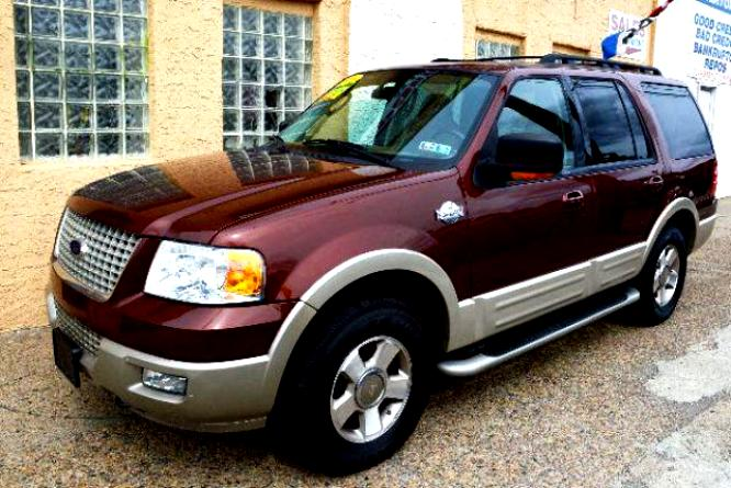 Ford Expedition 2002 #56