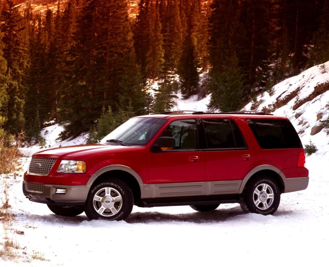 Ford Expedition 2002 #68