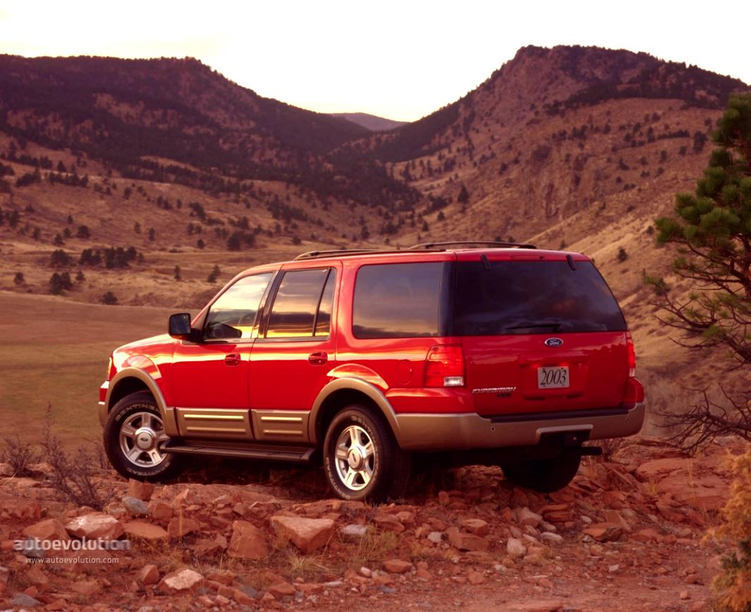 Ford Expedition 2002 #71