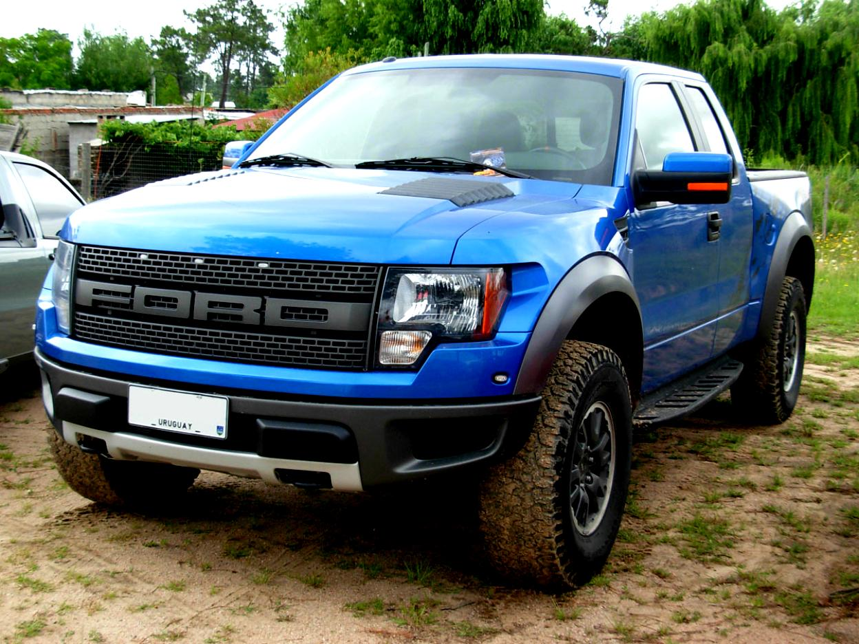 ford f 150 raptor svt 2009 on. Black Bedroom Furniture Sets. Home Design Ideas