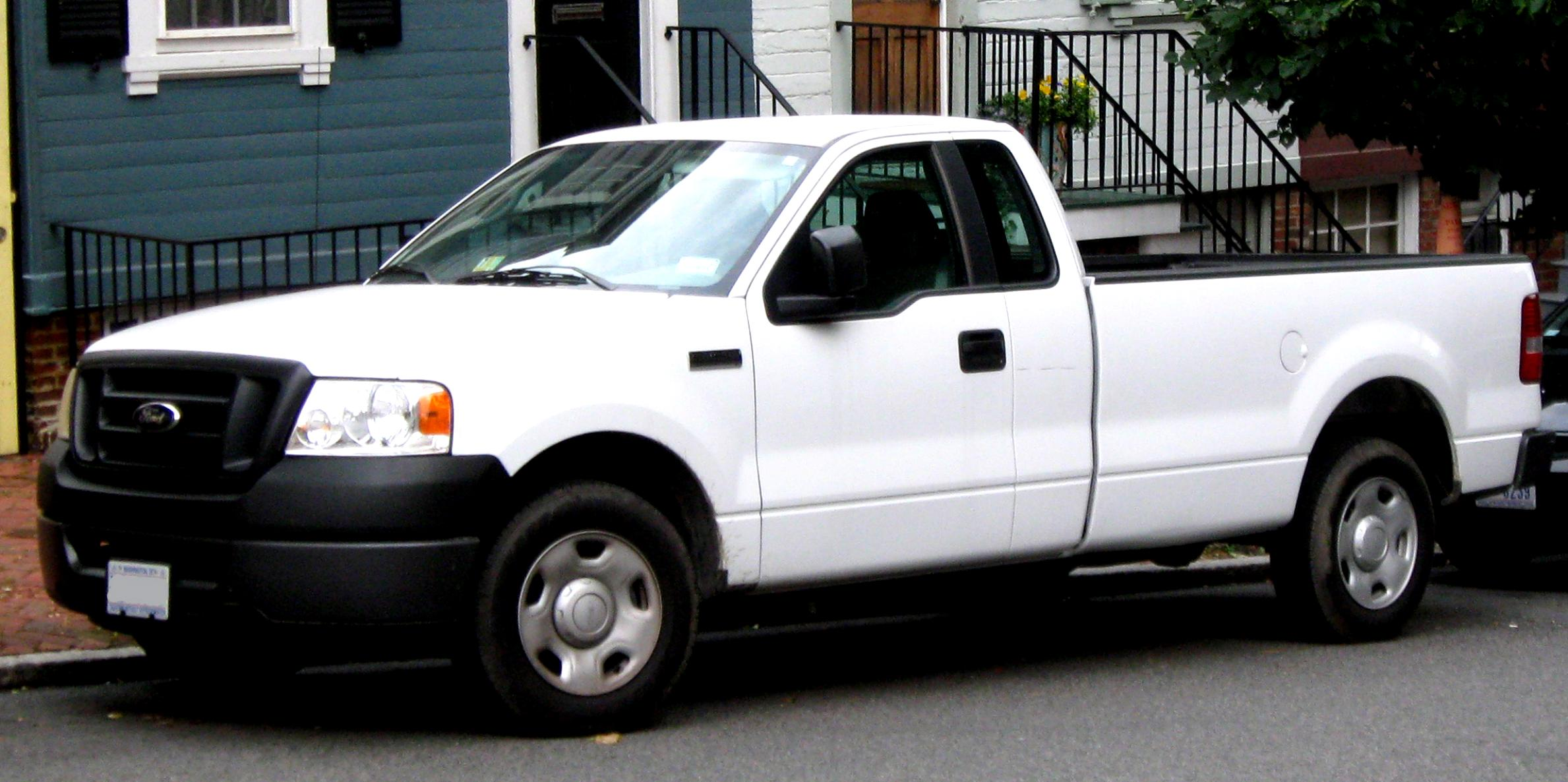 Ford F-150 Regular Cab 2004 #1