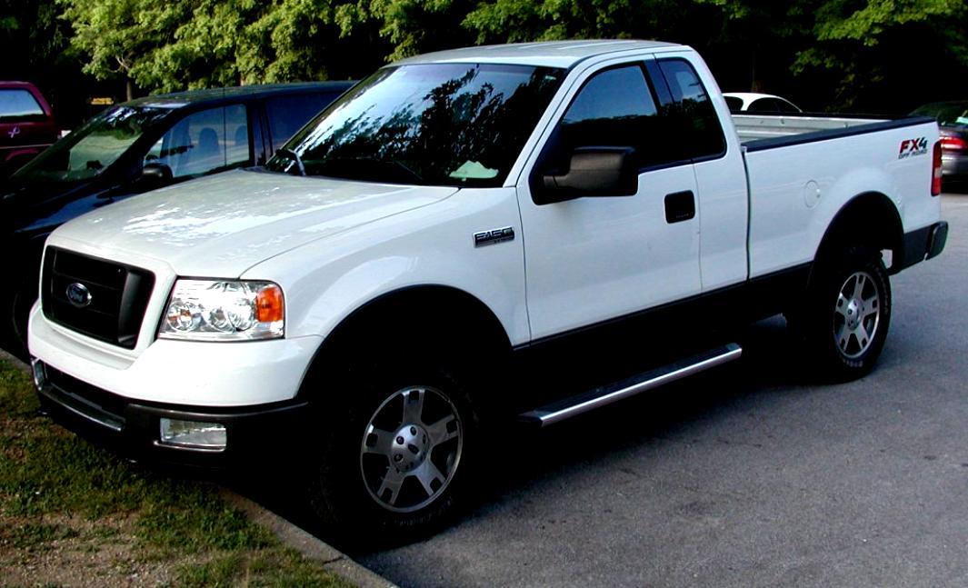 Ford F-150 Regular Cab 2004 #5