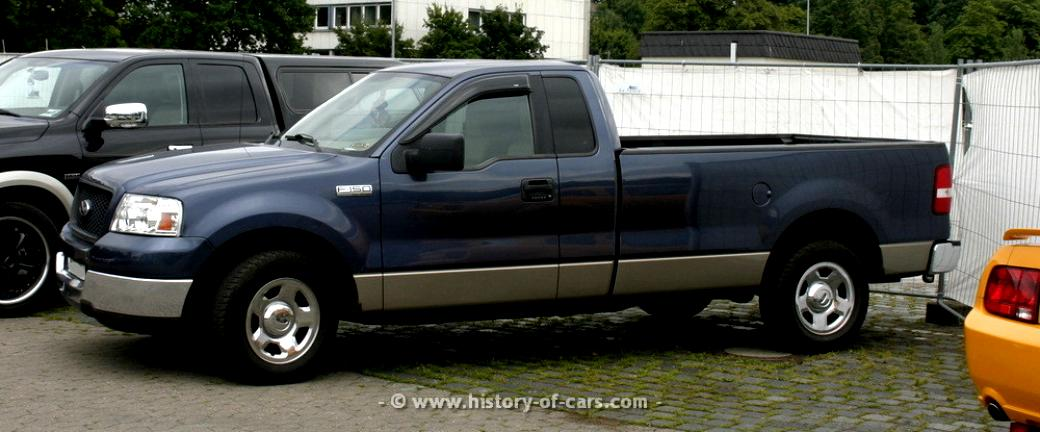 Ford F-150 Regular Cab 2004 #6