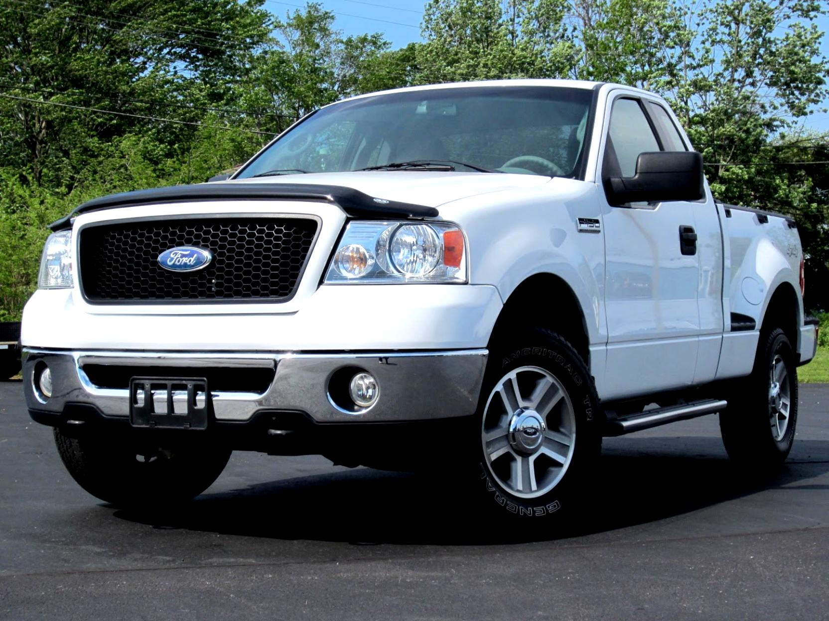 Ford F-150 Regular Cab 2004 #11