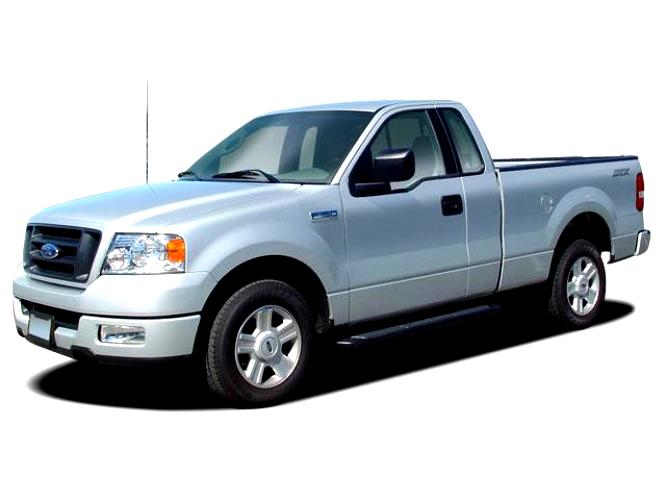 Ford F-150 Regular Cab 2004 #12