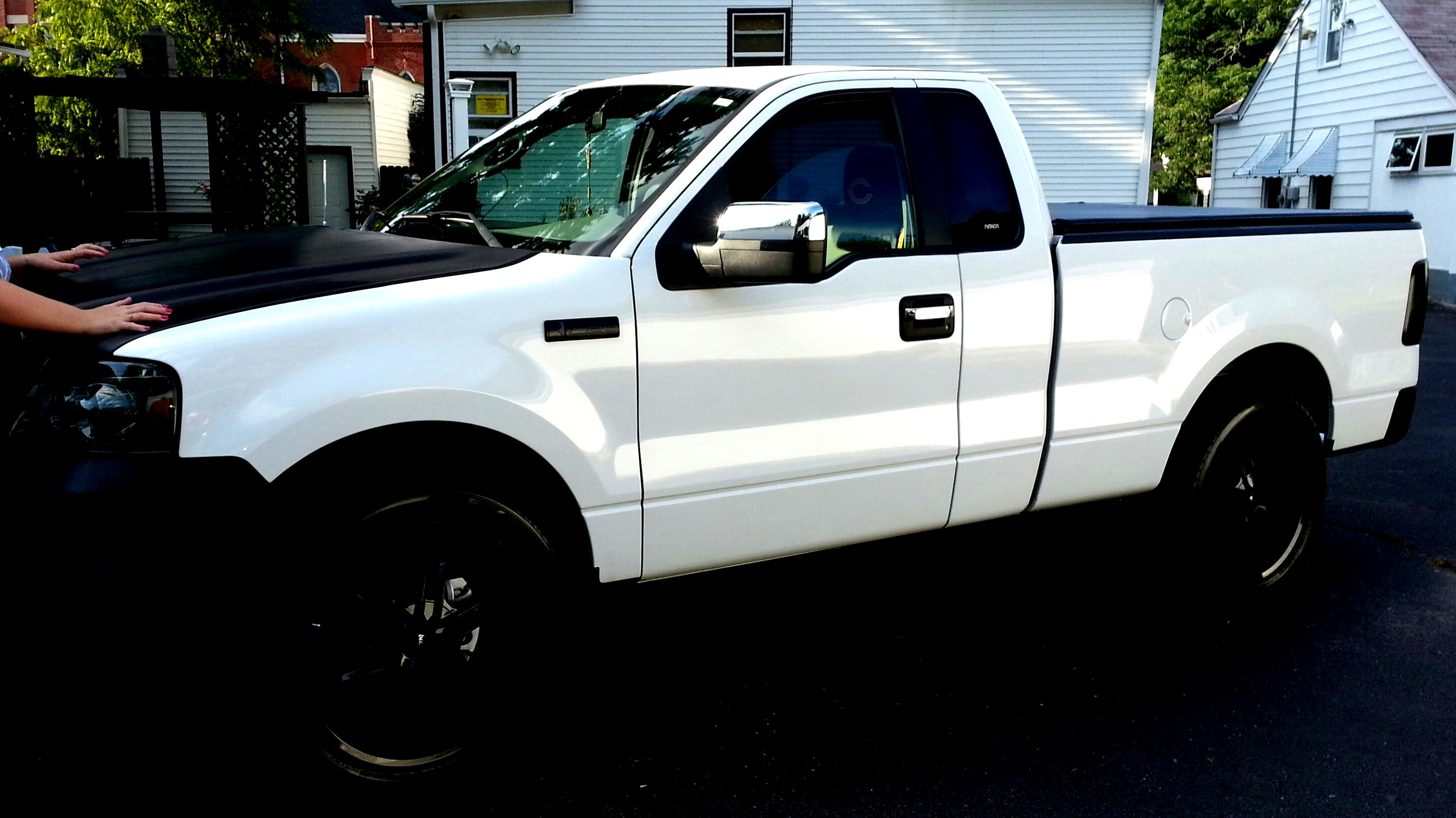 Ford F-150 Regular Cab 2004 #13