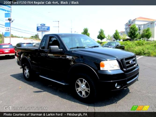 Ford F-150 Regular Cab 2004 #19