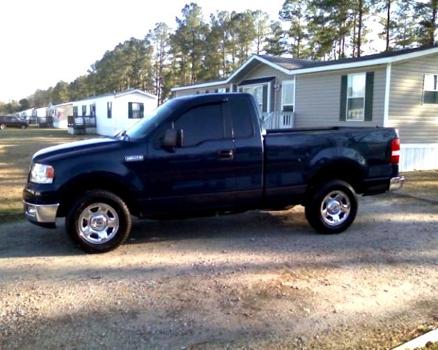 Ford F-150 Regular Cab 2004 #34