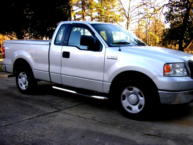Ford F-150 Regular Cab 2004 #44