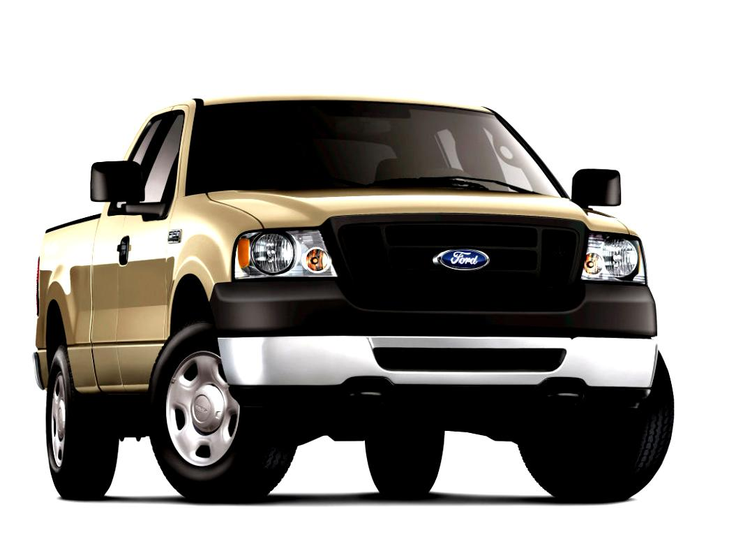 Ford F-150 Regular Cab 2004 #58