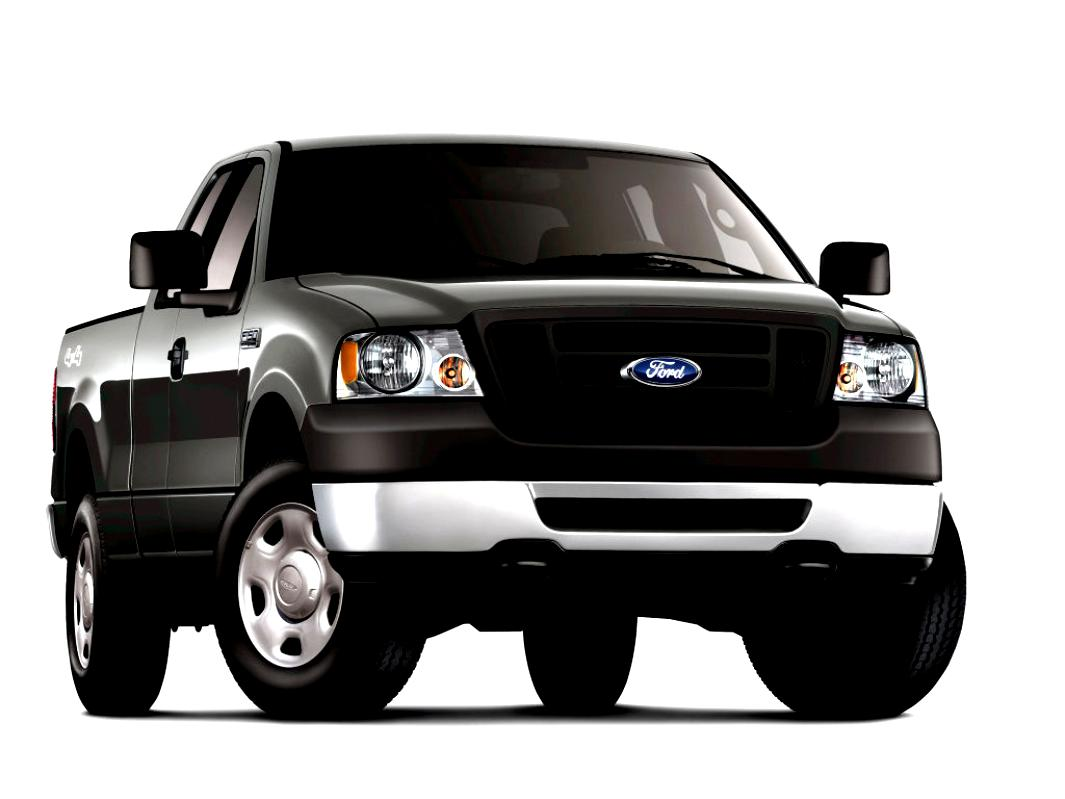Ford F-150 Regular Cab 2004 #59
