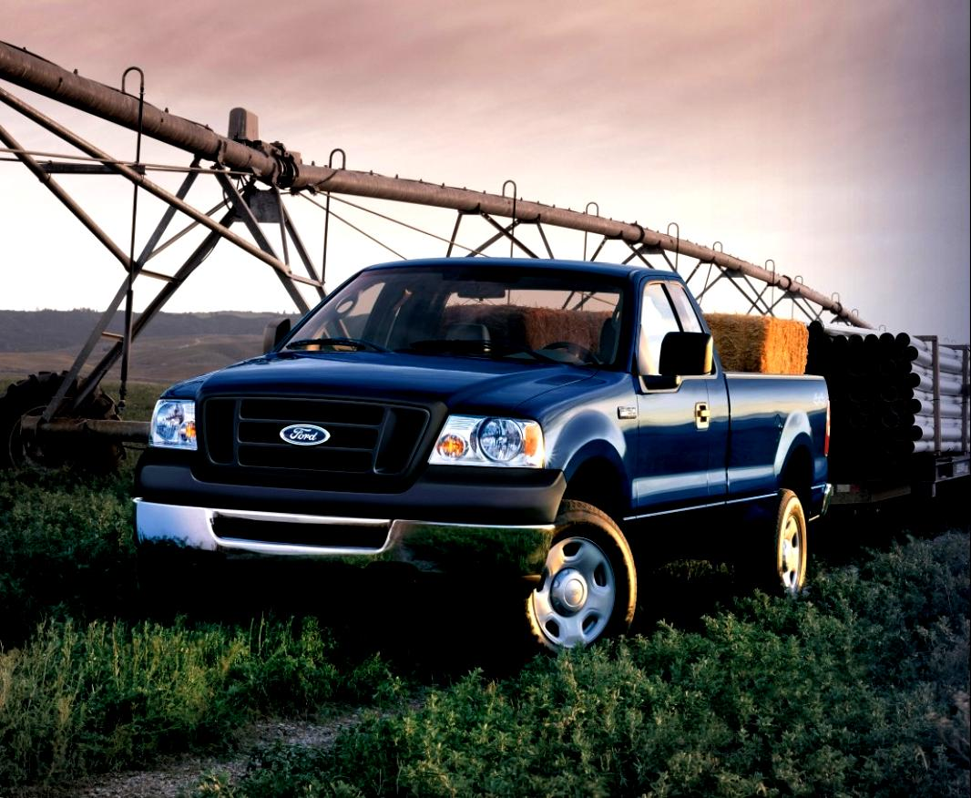 Ford F-150 Super Cab 2004 #1