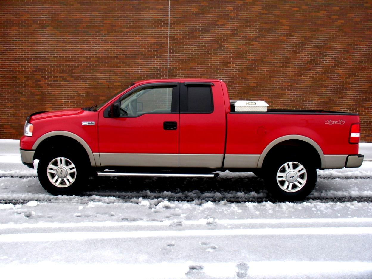Ford F-150 Super Cab 2004 #3