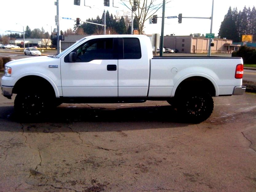 Ford F-150 Super Cab 2004 #6