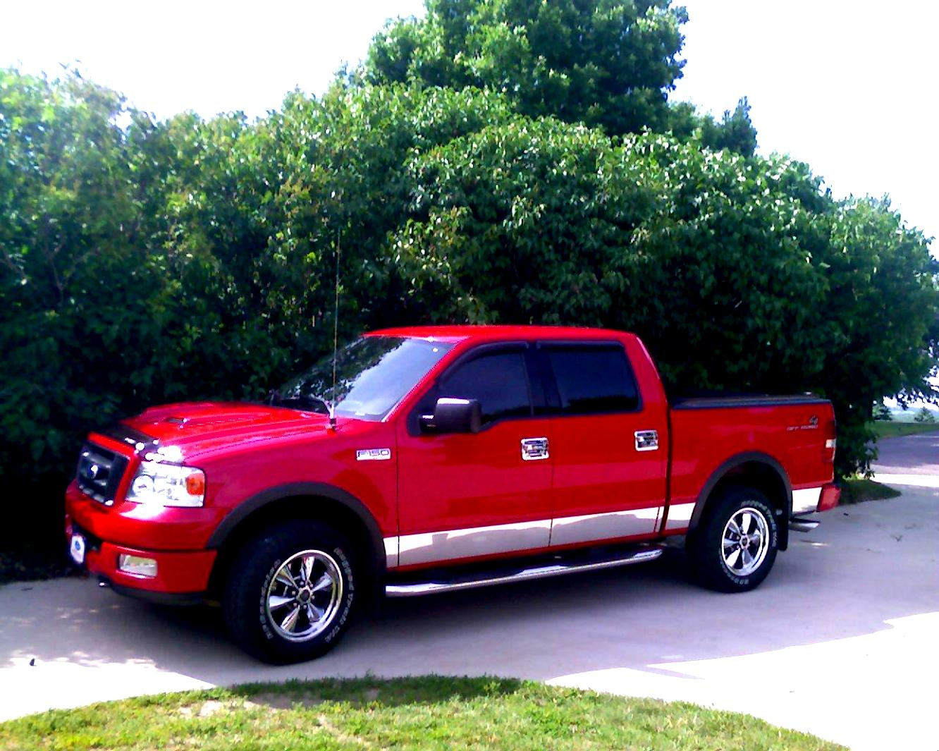 Ford F-150 Super Cab 2004 #8