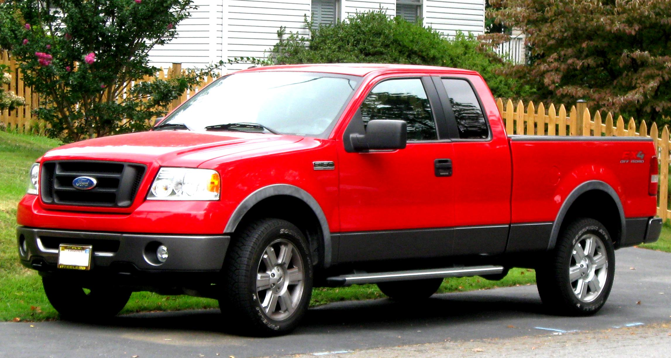 Ford F-150 Super Cab 2004 #9