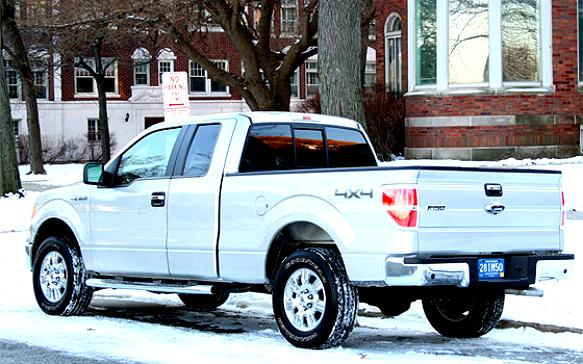 Ford F-150 Super Cab 2004 #11